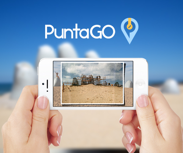 App for IOS and Android with augmented reality. http://www.puntago.com/
